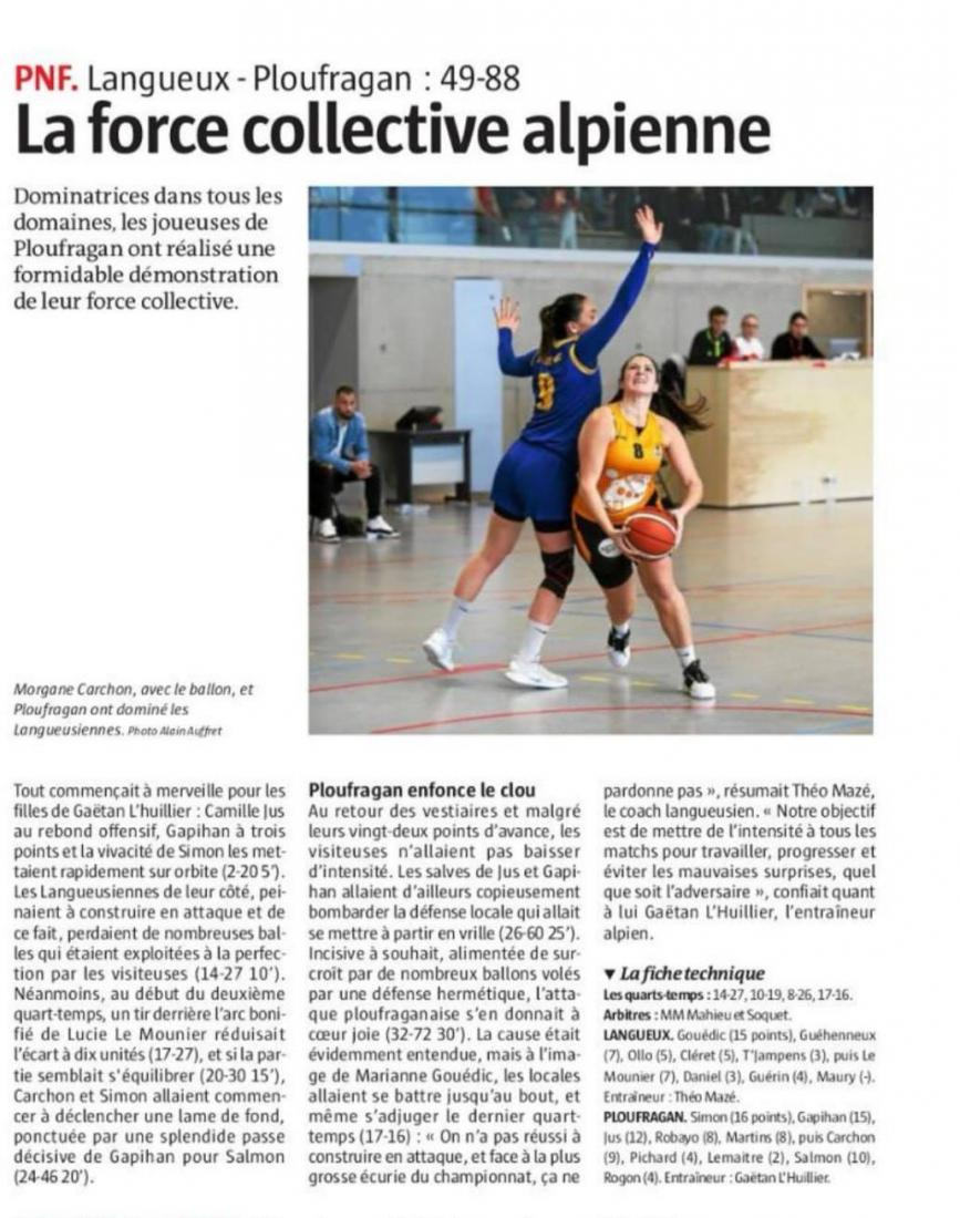 PNF : la force collective alpienne