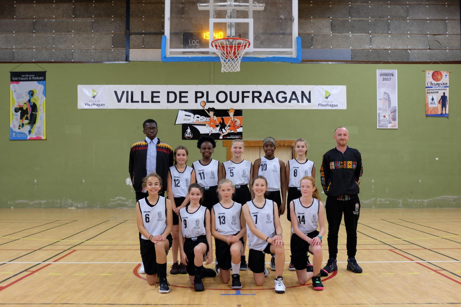 U13 FILLES - COMPETITION