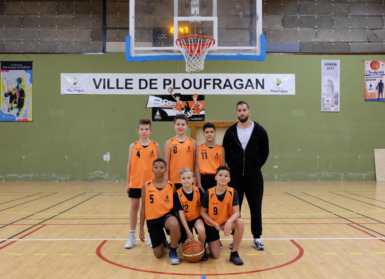 U13 GARS-2 CTC - DEVELOPPEMENT - AL PLOUFRAGAN BASKET-BALL