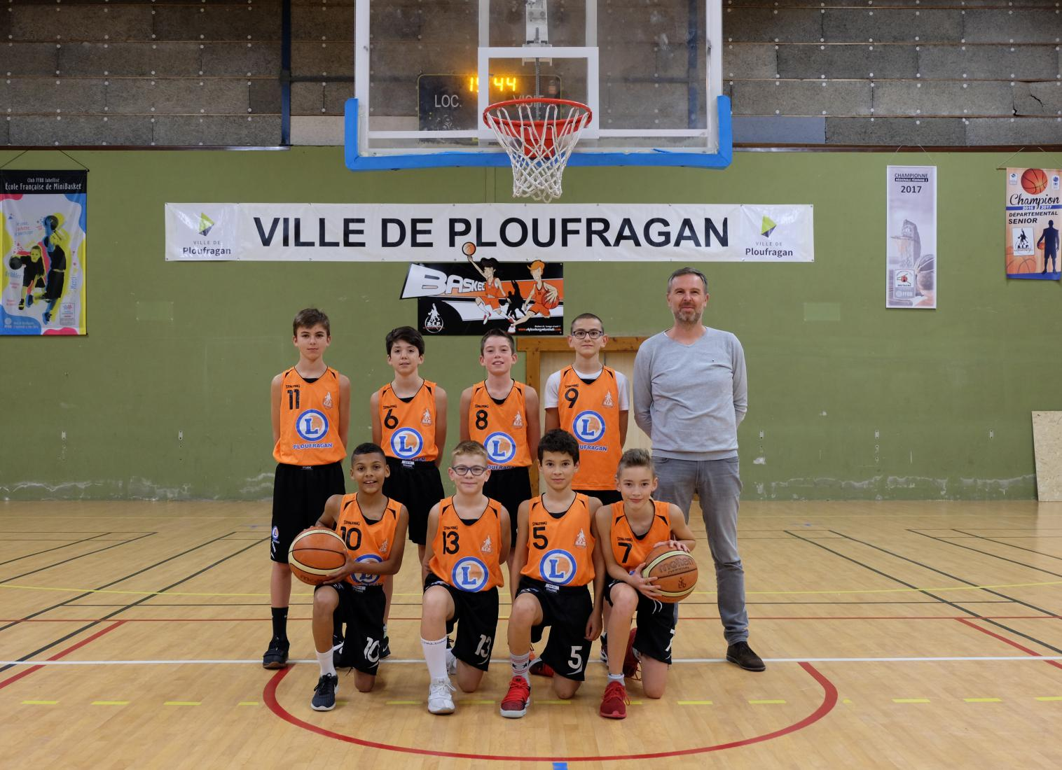 U13 GARS - COMPETITION